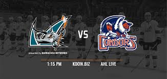 bakersfield condors preview