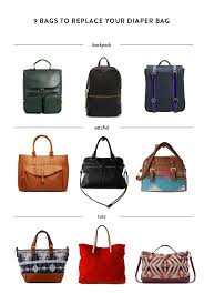 bags to replace your diaper bag 02