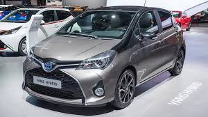 Toyota Yaris To Be Launched In India Soon - YouTube