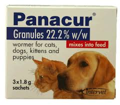 Panacur Dosing Charts For Dogs Hyperdrug