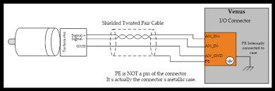 dc tachometer venus servo drive differential tachometer connection diagram