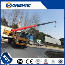 Factory Direct Sale Sany Stc250 25ton Capacity Truck Crane
