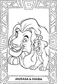 Pride Coloring Pages Coloring Page Of Lion The Lion King Coloring Pages Lion King 2 Pride