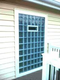 dryer vent window kit dryer vent window kit glass block basement windows image of amazing window