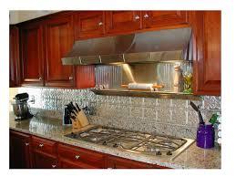 Kitchen Backsplash Tin Tin Backsplash For Kitchen Ronikordis