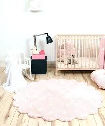 nursery area rugs baby girl for room awesome decor nautical round rug