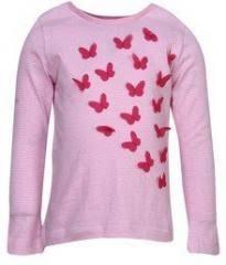 Beebay Size Chart Beebay Pink Casual Top Girls