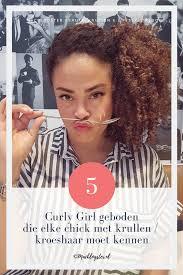 5 Curly Girl Geboden Die Elke Chick Met Krullenkroeshaar Moet Kennen