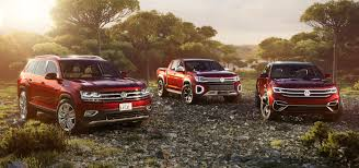 The Atlas Tanoak asks: Should VW build a pickup for America again ...