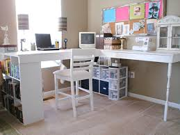 trendy office decor. How To Decorate Office Table. Home Office: Decorating Ideas Great Design Desks For Trendy Decor
