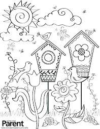 Pleasant Kids Spring Coloring Pages I5852 Flawless News 12 Nj