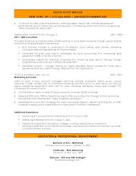 Seo Resume Examples Marketing Resume Samples Hiring Managers Will Notice 6