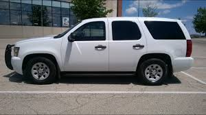 Chevrolet Tahoe 2007 LS 4WD with HD PPV suspension - YouTube