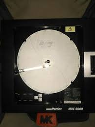 Partlow Mrc 5000 Circular Chart Recorder Details About Partlow Mrc5000 Chart Recorder Data Acquisition Recorder