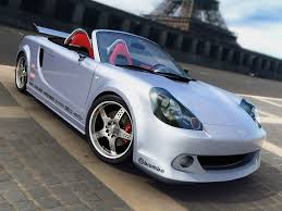 Toyota MR2 Turbo Spyder Wallpapers by Cars-wallpapers.net