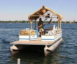 homemade pontoon boat maker here are a few choice pics more to come