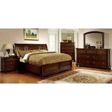 Gracewood Hollow Yep Cherry 4 Piece Bedroom Set