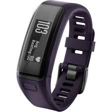 Garmin Vivosmart Hr Sizes Chart Garmin Vivosmart Hr Activity Tracker Imperial Purple Regular Fit