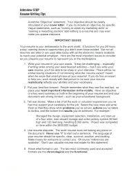 Marketing Objective Resume 32594 Cd Cd Org
