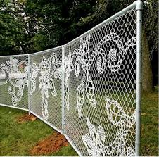 wire fence covering. Net Wire Fence New 27 Best Covering A Chain Link Images On Pinterest Wire Fence Covering I
