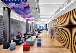 Image of google office Tel Aviv Googles Nyc Office By Interior Architects Has Eyecatching Features At Every Turn Interior Design Googles Nyc Office By Interior Architects Has Eyecatching Features