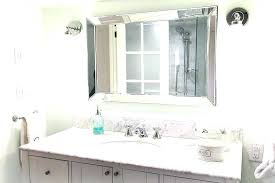 bathroom mirrors and lights. Bathroom Mirrors And Lights Contemporary Lighting Chrome Vanity Light .