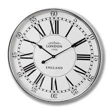 london city wall clock whole by