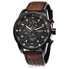 <b>CURREN 8250 Casual Men</b> Quartz Watch | Relojes geniales, Reloj ...