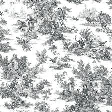 Toile Pattern