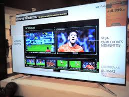 tv 75 polegadas. na colombo, você encontra esta poderosa tv samsung full hd, de 75 polegadas, que custava r$ 10.999,00. no liquida pode levá-la para casa por 8.999 tv polegadas d