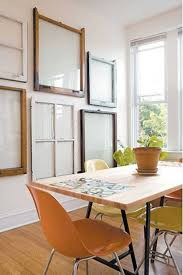 Decorate With Old Windows 20 Different Ways To Use Old Window Frames