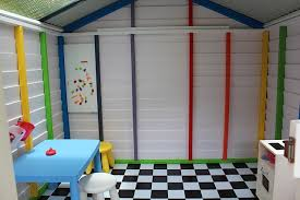 cubby house furniture. Painted Cubby House Furniture