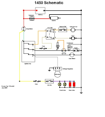 ih cub cadet forum archive through 28 2006 here is a color coded wiring diagram and a schematic for your q l
