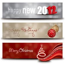 happy holidays banner free. Happy Holidays Banners Free Vector For Banner Freepik