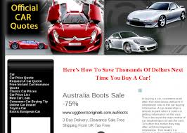 Car Price Quotes Fascinating Online Car Price Quotes Managementdynamics