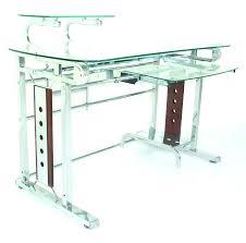 office desk cover. Full Size Of Office Tableoffice Desk Glass Metal Cover Cord Hole Ge Furniture Grommet