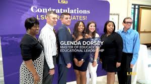 LSU Online & Continuing Education - My Journey to Graduation ...