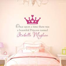 personalized wall decals for home custom princess wall decals princess wall  decals plan ideas custom princess . personalized wall decals ...