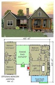 unique small house plans.  Unique Open Floor Plan With Screened Porch Inside Unique Small House Plans Q