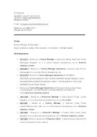 Warehouse Resume Samples Best Of Sample Resumes For Warehouse Workers Mycola