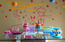 Twin Boy Girl First Birthday Theme Party