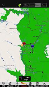 Toledo Bend Gps Nautical Chart App Download Navigation