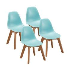 Image Rokane Vecelo Kids Table And Chairs Set Furniture Toddler Activity Table Eames Style