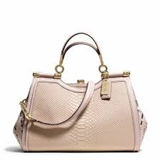 This comes to my front door on Tuesday  -) Coach Madison Pinnacle Carrie  Satchel In Python