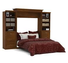 bestar queen wall bed fast