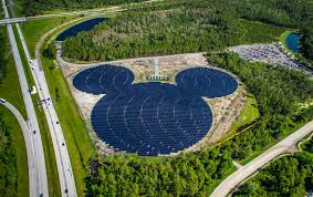 Disney Landscape Design The Magic Kingdom Is Going Green The New York Times