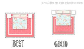 bedroom bedroom rug placement stunning on i should be mopping the floor easy guide to area