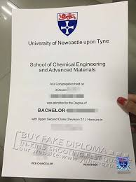 Replica Degree Certificates Uk University Of Newcastle Upon Tyne Diploma Maker Buy Fake