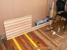 how to build a wood countertop diy kitchen ideas