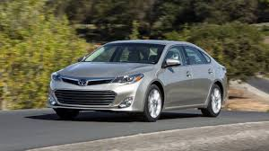 2013 Toyota Avalon XLE - YouTube